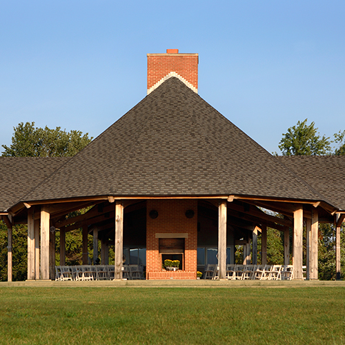 Farnsley Moreman Arrival Pavilion