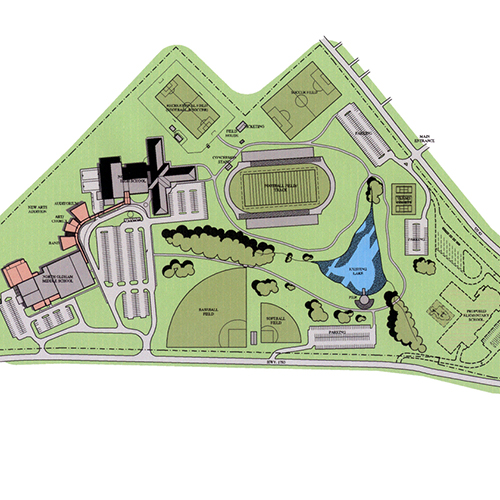 North Oldham Campus Masterplan