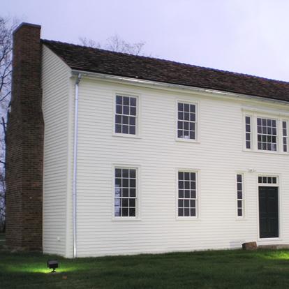 Mordecai Lincoln House